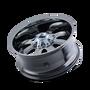 ION 189 PVD2 Chrome 17X9 5-114.3/5-127 -12mm 87mm