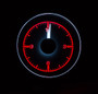1955-56 Chevy Car Clock for HDX Instruments Illumination Color Fire and Ice