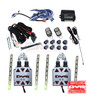 Universal Shaved Door Kit  w/ 8 Channel Remote System