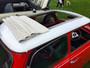 "35"" x 45"" Folding Sliding Rag Top ""1976-1983 Mini Mark IV"" - displayed open on a vehicle"