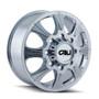 Cali Off-Road Brutal Front Chrome 20x8.25 8x6.50 127mm 116.7mm