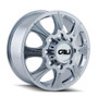 Cali Off-Road Brutal Front Chrome 20x8.25 8x6.50 127mm 121.3mm