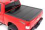 Dodge Low Profile Hard Tri-Fold Tonneau Cover (19-20 Ram 1500 Quad/Mega Cab)