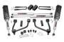 3.5IN Toyota Bolt-On Lift Kit (07-20 Tundra 2WD/4WD) - Lifted Struts w/ N3 Shocks