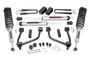3.5IN Toyota Bolt-On Lift Kit (07-20 Tundra 2WD/4WD) - Lifted Struts w/ V2 Monotuber