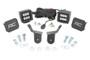 Honda Dual LED Cube Kit (16-20 Pioneer) - Black Series