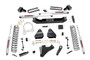 4.5IN Ford Suspension Lift Kit (17-19 F-350/450 4WD | Diesel Dually) - Premium N3 w/o front driveshaft