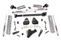 4.5IN Ford Suspension Lift Kit (17-19 F-350/450 4WD | Diesel Dually) - Premium N3 w/ Front Driveshaft