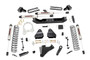 4.5IN Ford Suspension Lift Kit (17-19 F-350/450 4WD | Diesel Dually) - V2 Monotube w/o Front Driveshaft