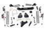 4.5IN Ford Suspension Lift Kit (17-19 F-350/450 4WD | Diesel Dually) - Vertex Reservoir w/o Front Driveshaft