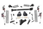 4.5IN Ford Suspension Lift Kit (17-19 F-350/450 4WD | Diesel Dually) - Vertex Reservoir w/ Front Driveshaft