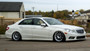 2010-2016 Mercedes E-Class (W212/S212) CLS-Class (W218/C218/X218) RWD Air Lift Front Air Strut Kit w/ Manual Air Management Vehicle Front View