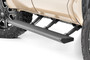 2014-2020 Toyota Tundra Crew Cab Electric Retract Running Board Steps Displayed Open