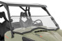 Can-Am Scratch Resistant Half Windshield (11-20 Commander) Side View
