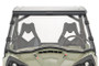 Can-Am Scratch Resistant Full Windshield (11-20 Commander) Front View