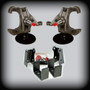 "73-87 C-10 3"" Front Lowering Spindles  5"" Rear Flip Kit W/ 1.25"" Rotor"