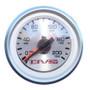AVS Silver Dual Needle Air Pressure Gauge 200psi
