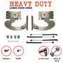 Protocol 90 Degree Heavy Duty Manual Lambo Door System