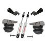 Front CoolRide kit with HQ Series Shocks for 63-72 C10 (for use with StrongArms)