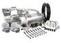 Viair 12v 480C Air Compressor Pewter Dual Pack - 200psi