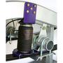 "AIRoverLeaf - 3000lb underframe / 2.5"" leaf bracket kit mounted view"