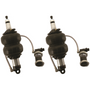 1955-1957 Chevy TQ Series ShockWaves® - Front - Pair