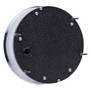 Universal Single 7 Inch Round Analog VHX Instruments back view