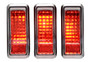 1967-1968 Mustang LED Tail Lights (Housing Not Included)