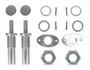Shaved Door Kit Universal w/Pre-Wired Relays & Wiring Pack - Billet Door Pushers