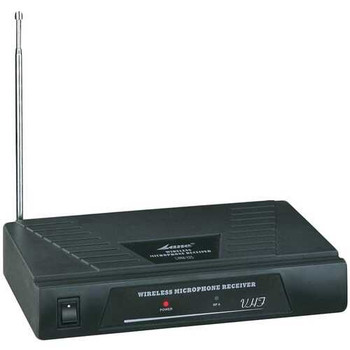 Blackmore Pro Audio BMP-50 BMP-50 Single-Channel VHF Wireless Microphone System with Handheld Micro