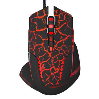 E-Blue EMS600 2500DPI A5050 6 Buttons USB Wired Optical Gaming Mouse For PC Computer Laptops
