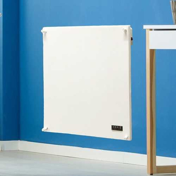 400-Watt Energy Efficient Electric Wall Mounted Space Heater