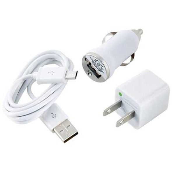 Ultralast CEL-CHGMICRO Charge & Sync Kit with Micro USB to USB Cable