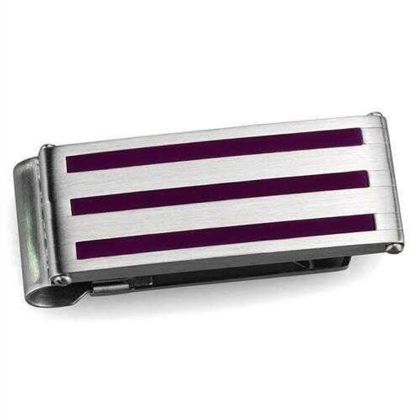 TK2086 - Stainless Steel Money clip High polished (no plating) Men No Stone No Stone