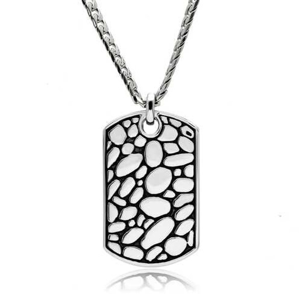 TK556 - Stainless Steel Necklace High polished (no plating) Men No Stone No Stone