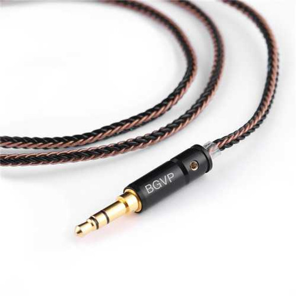 BGVP Upgraded 5N OCC Aux to Aux HiFi Cable Headphone Earphone Recording Cable Audio Cable