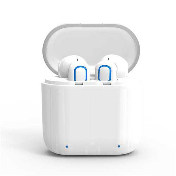 [Truly Wireless] Portable bluetooth Earphone Stereo Surround Sound Noise Reduction With Charging Box