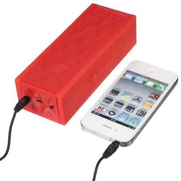 Hands Free bluetooth Microphone Speaker For iPhone 6 6+ Smartphone