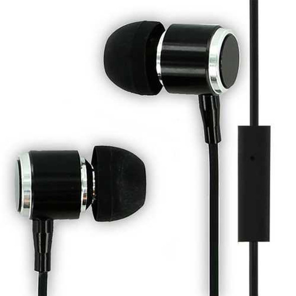 Wallytech WHF-085 Colorful With Mic Button Earphones For Mobile Phone