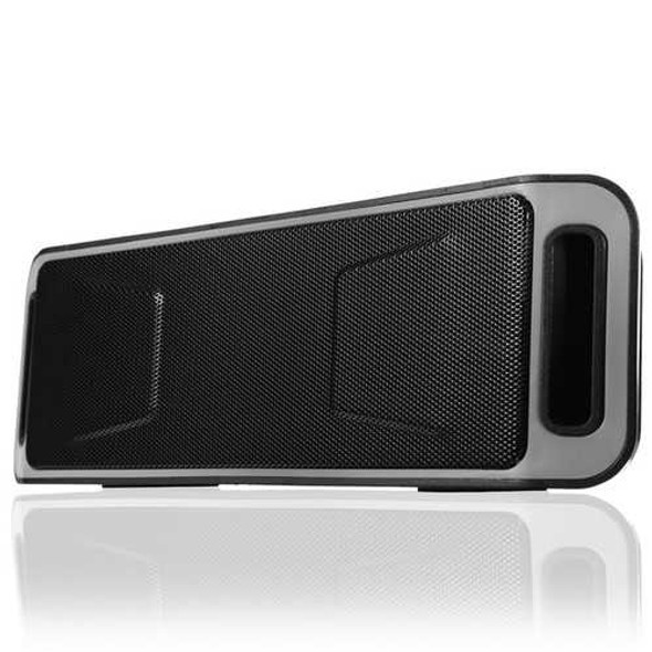bluetooth Speaker Stereo Subwoofer Support TF Card USB AUX FM Radio For Tablet Smartphone