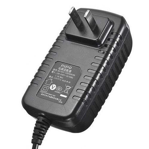 Universal 12V 2.4A Power Adapter AC Charger For PIPO X8/X9/X7/X7S