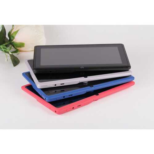 7 inch Tablet PC 1024x600 HD Pink_512+4G