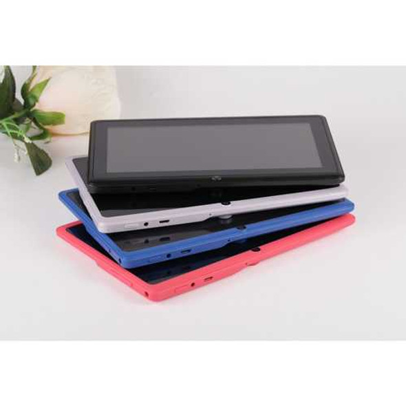 7 inch Tablet PC 1024x600 HD Yellow_512+4G