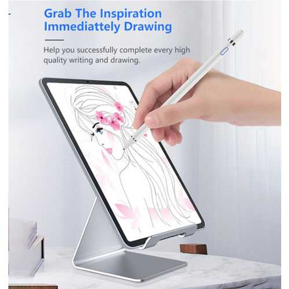 K811 Micro USB Active Stylus Touch Pen Portable Painting for Tablet Mobile Phone black