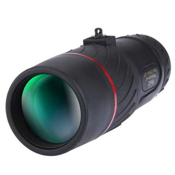 VISIONKING 8X42 Monocular Night Vision Not Infrared Telescope HD Optic Lens Eyepiece Camping Travel