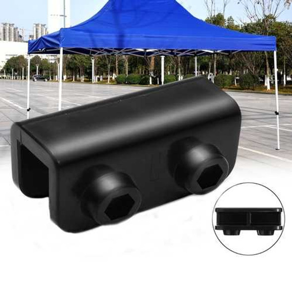 1 Pcs Tent Rectangular Bracket Camping Canopy Connector Multifunction Tent Accessories