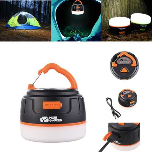 Multifunction Camping Light 20-198LM LED Flashlight SOS Emergency Lamp Outdoor Power Bank