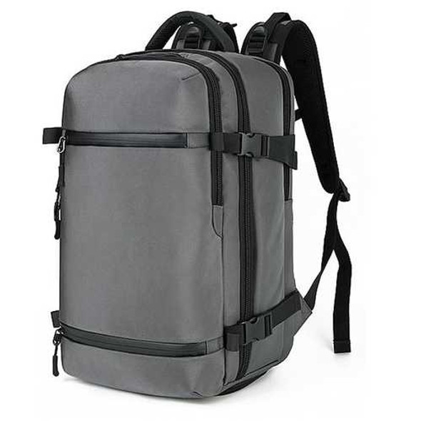 Oxford Large Capacity Waterproof Outdoor Travel Camping 17.3 Inches Laptop Bag Backpack