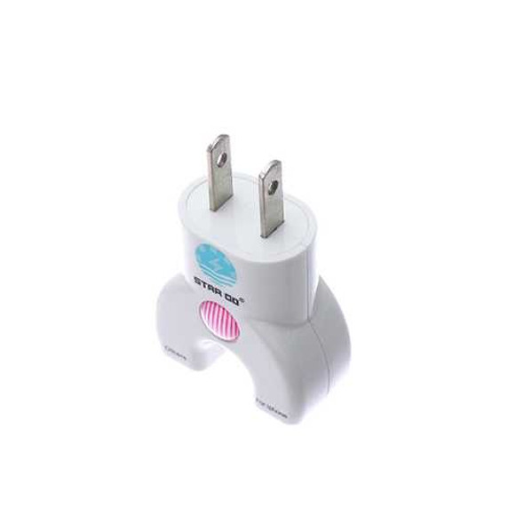 EU Plug Dual USB Power Adapter Travel Charger For Mobile Phones