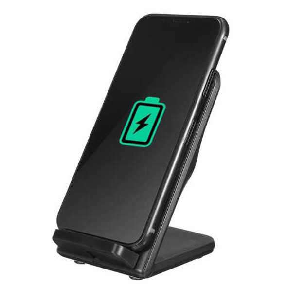QI Fast Wireless Charging Phone Charger For iPhone X 8/8Plus GALAXY HTC